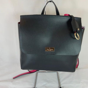 kate spade Putnum Drive Quincy Leather Backpack